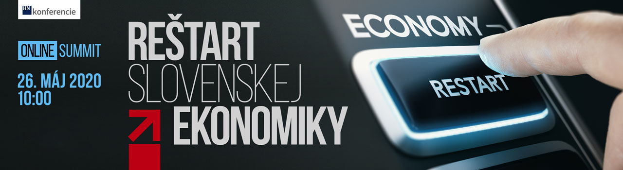 Reštart slovenskej ekonomiky
