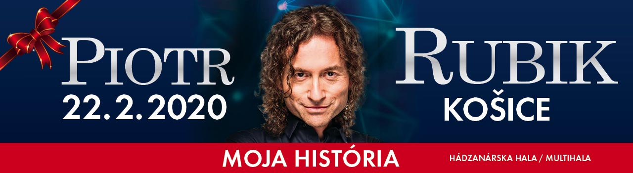 Piotr RUBIK - Moja história