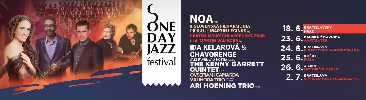 One Day Jazz Festival 2019