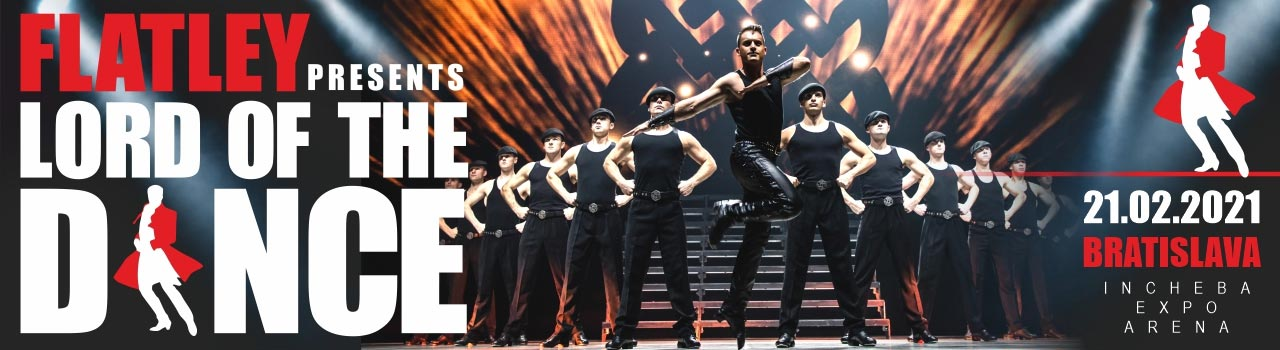 LORD OF THE DANCE TOUR 2021