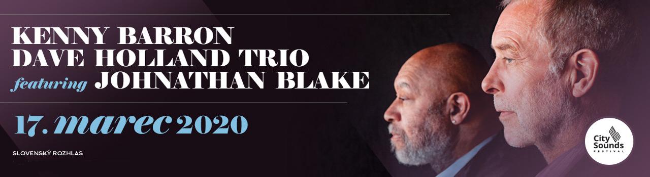 K. BARRON & D. HOLLAND Trio fe