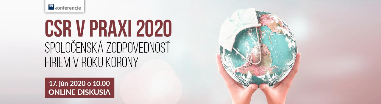 CSR v praxi 2020