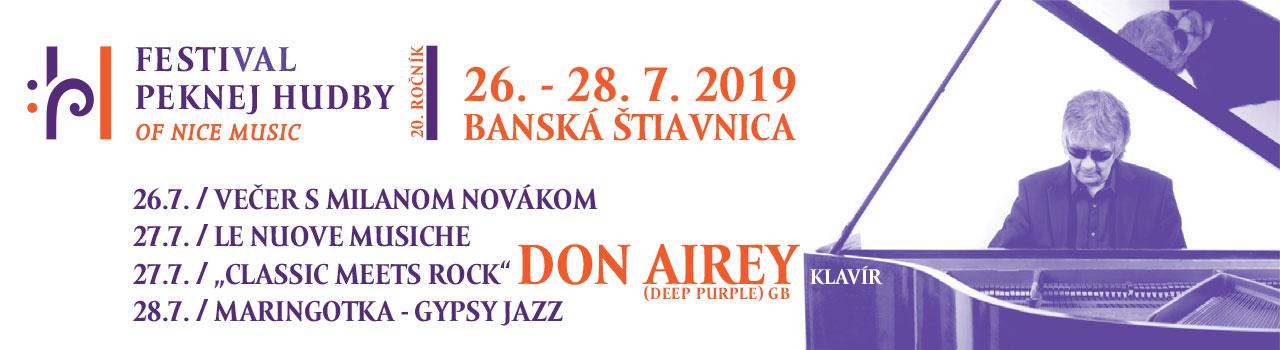 Festival peknej hudby 2019