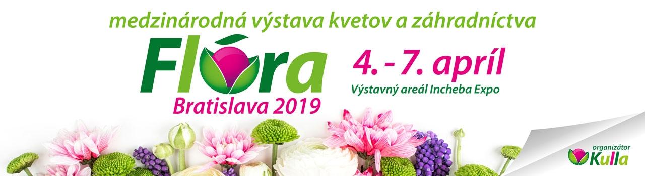 FLÓRA BRATISLAVA 2019