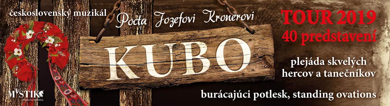 KUBO československý muzikál