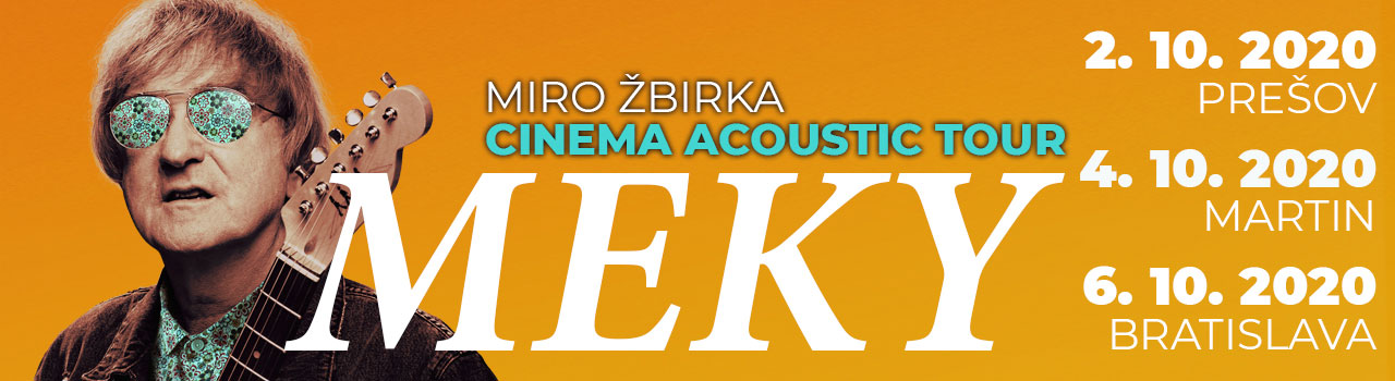 Miro Žbirka Cinema Acoustic