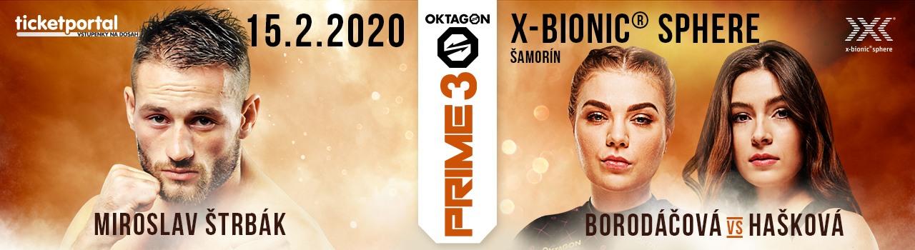 OKTAGON Prime 3-velky slider