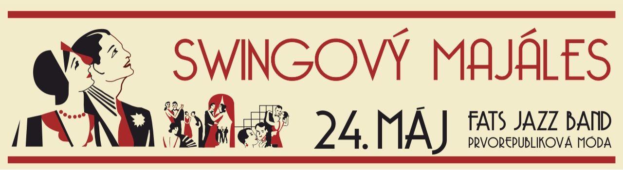 SWINGOVÝ MAJÁLES - Bratislava