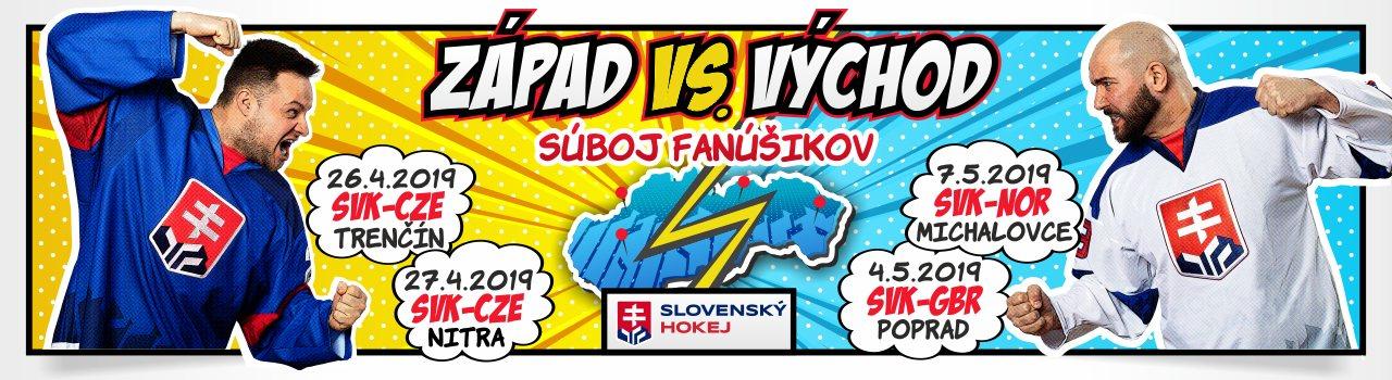 Príprav.zápasy Slovenskej hoke
