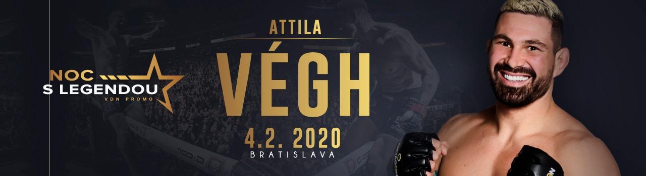 Noc s legendou – Attila Végh