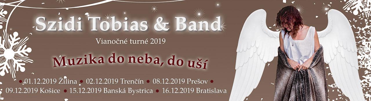 Szidi Tobias & Band Vianočné
