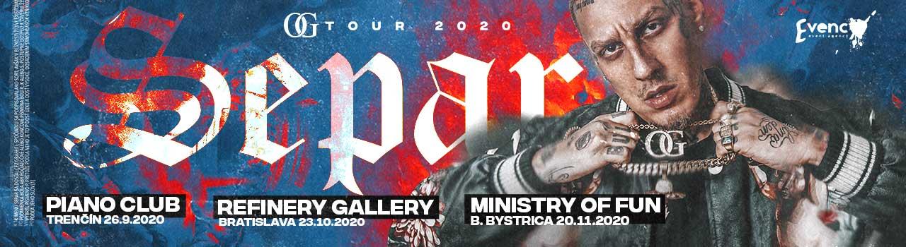 Separ OG Tour 2020
