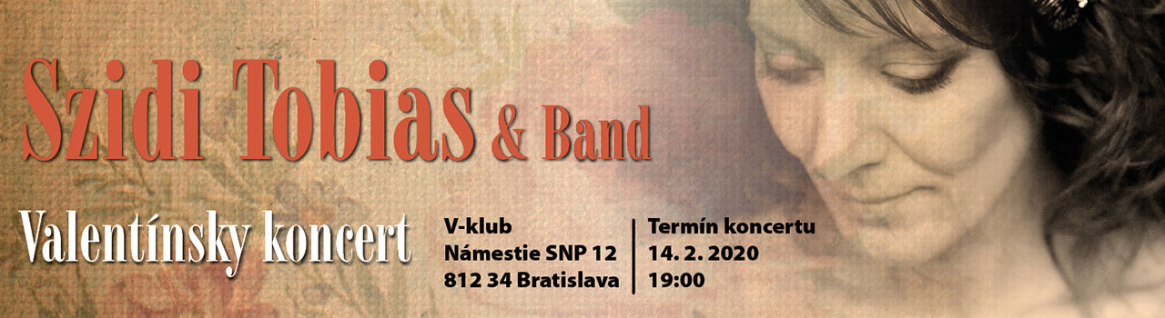 Szidi Tobias & Band - Valentín
