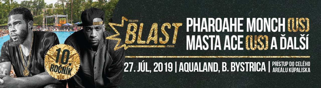 THE LEGITS BLAST FESTIVAL 2019