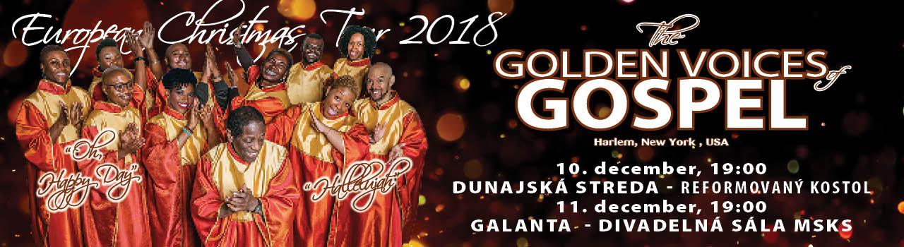 The Golden Voices of Gospel /N