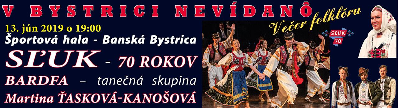 V Bystrici nevídanô - Večer