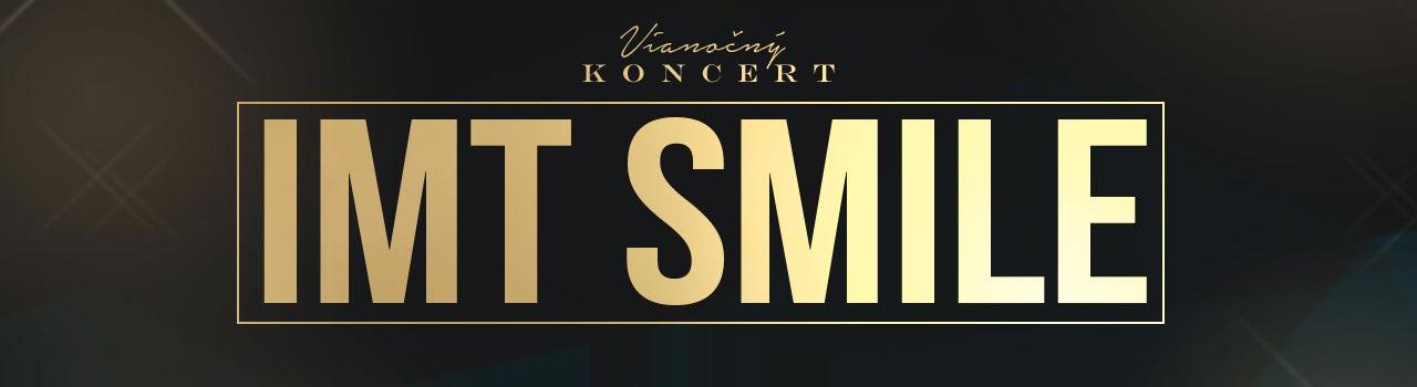 Vianočný koncert IMT Smile 201