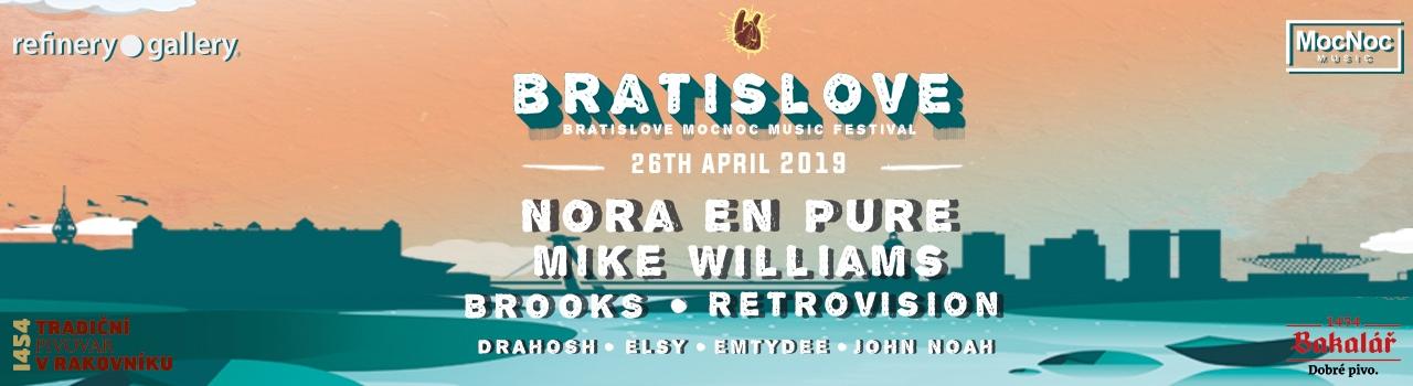 BRATISLOVE MocNoc Music Festiv