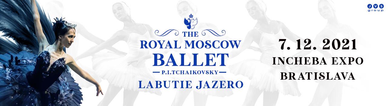 ROYAL MOSCOW BALLET LABUTIE JA