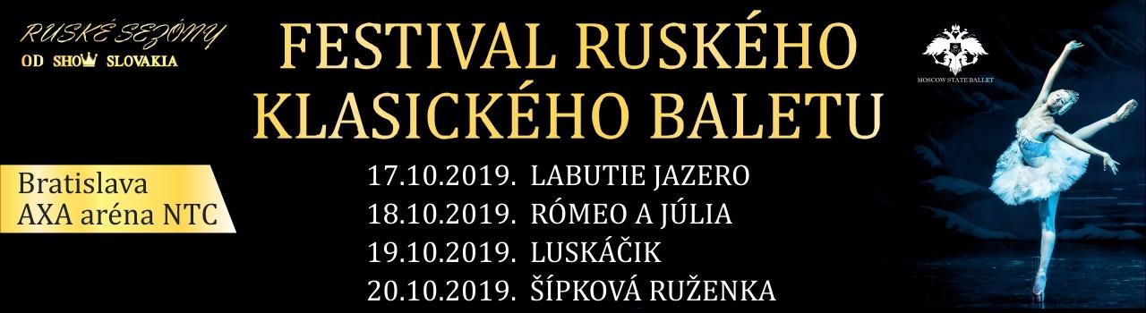 Festival Ruského Klasického Ba