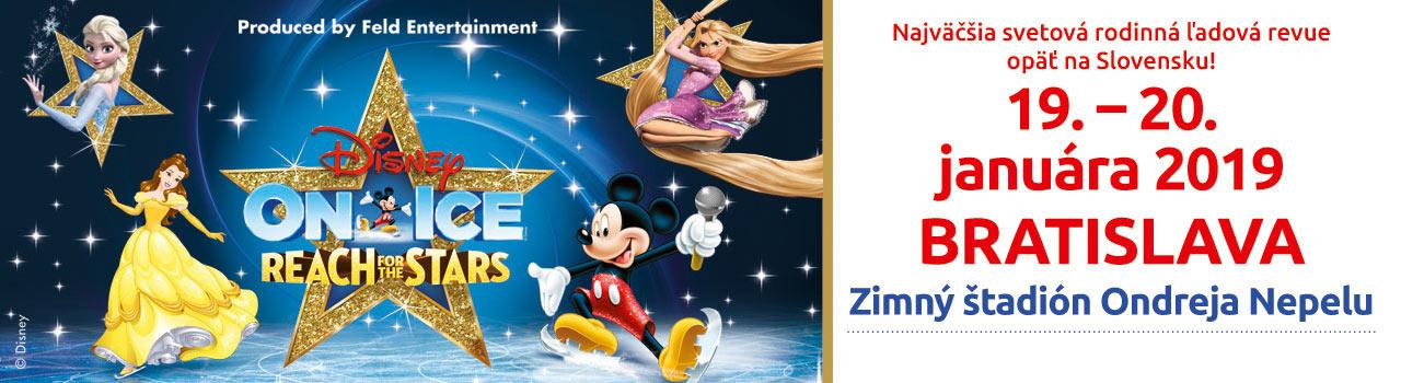 Disney On Ice: Reach For The..