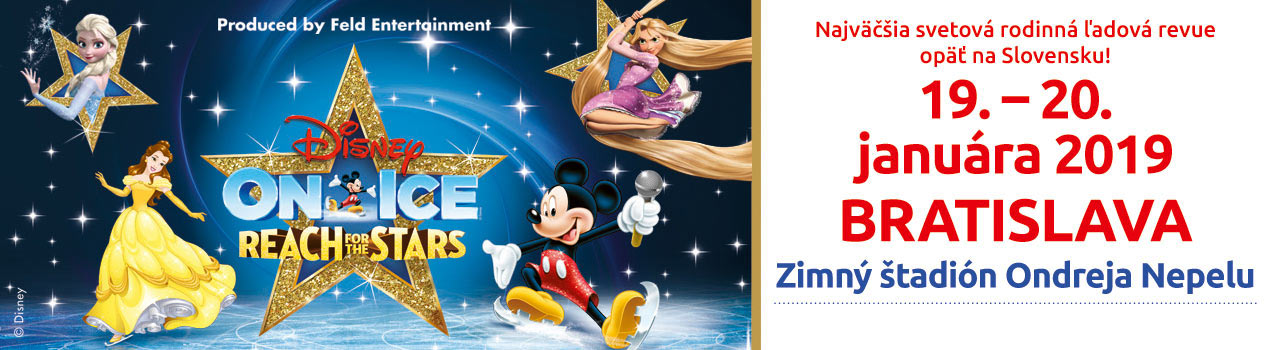 Disney On Ice: Reach For The..
