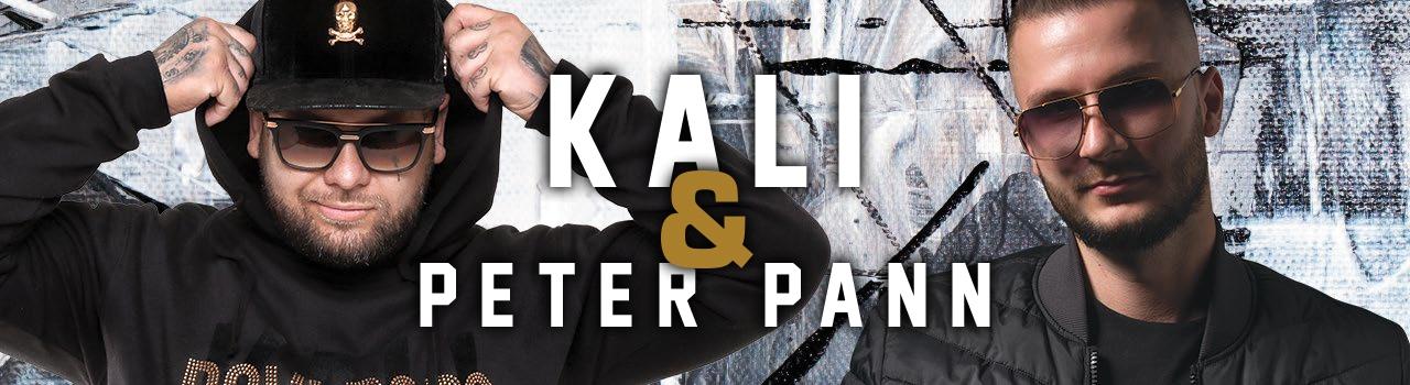 Kali a Peter Pann