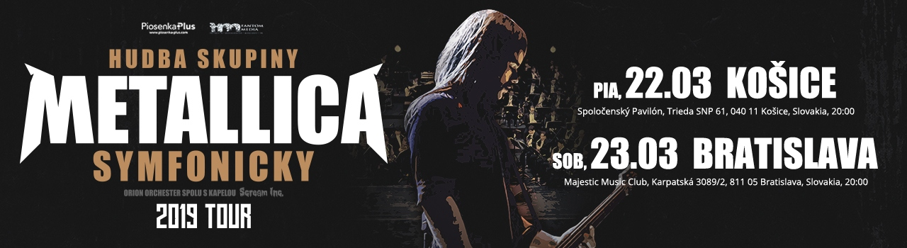Hudba Skupiny Metallica Symfon