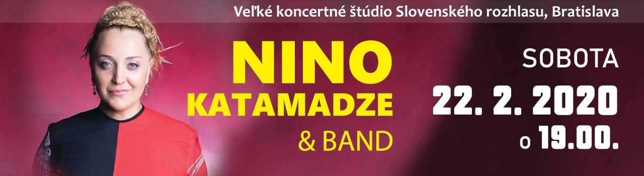 Nino Katamadze & Band
