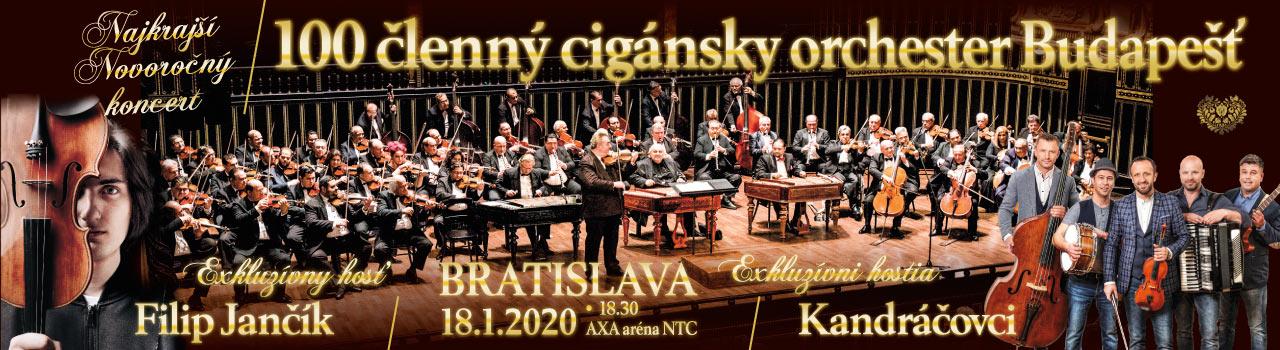 Najkrajší Novoročný koncert