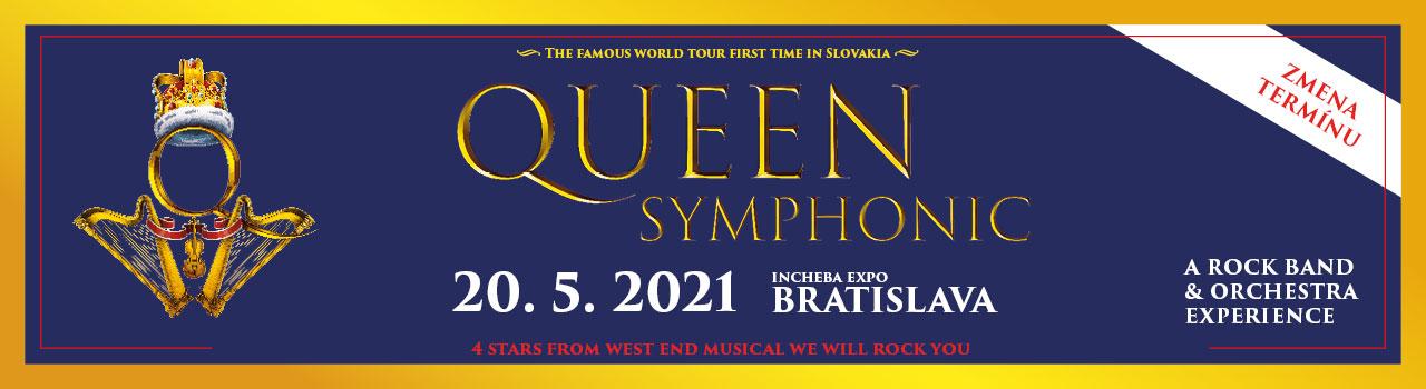 Queen Symphonic: Rock Band & O