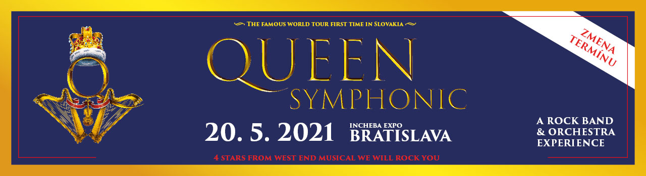 Queen Symphonic: Rock Band & O