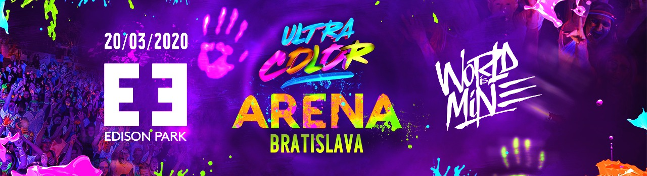 ULTRA COLOR of Bratislava by W